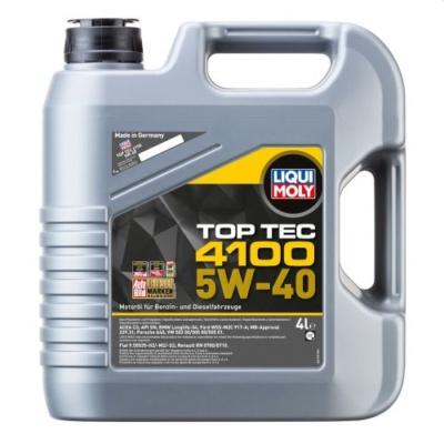 Liqui moly Top Tec 4100 5W-40 4л
