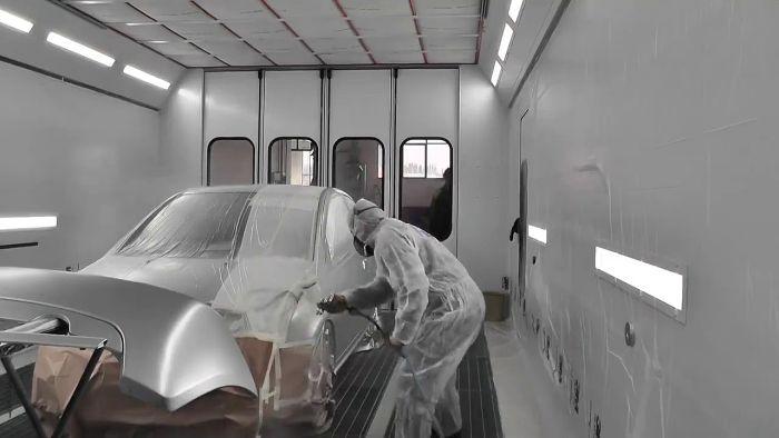 Кузовной ремонт в Коломне