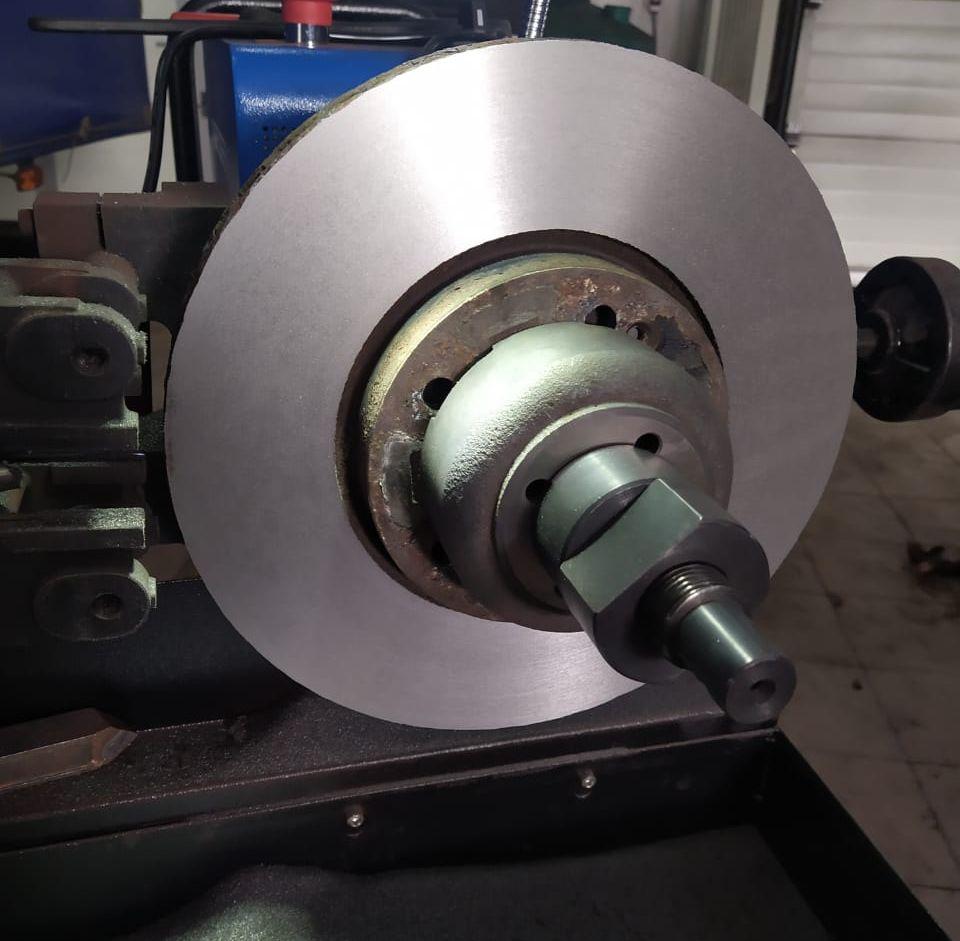 Проточка дисков тормозных